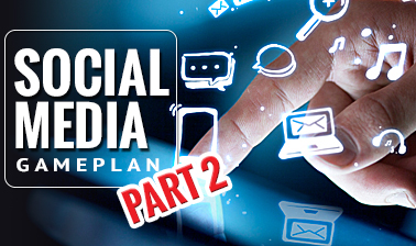 Social Media Gameplan