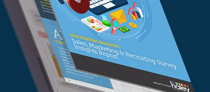 2016 Sales, Marketing & Recruiting Challenges: Survey Report
