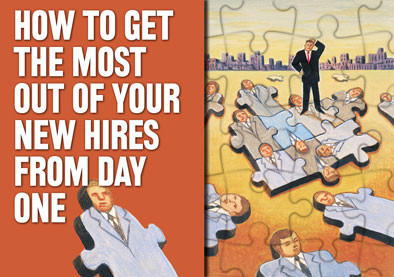 How to Get the Most Out of Your New Hires From Day One