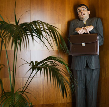 Don't Be a Wallflower -- How to Overcome Shyness at Work