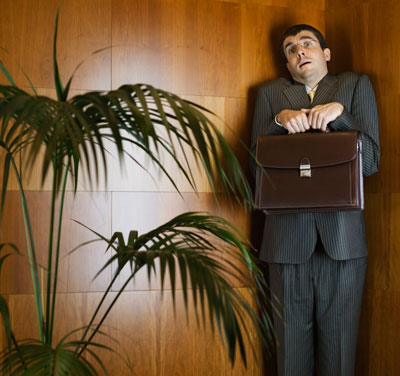 Don't Be A Wallflower--How to Overcome Shyness at Work