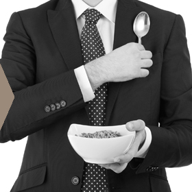 Can Food Make You a Better CEO?