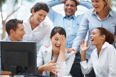 Laughing Your Way to Organizational Health: A Lighter Approach to Workplace Wellness