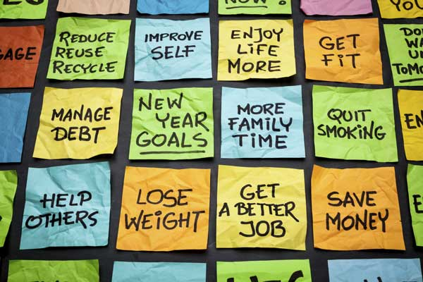 Made a New Year's Resolution? Here's how to keep it