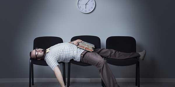 Work-Life Balance? LOL!