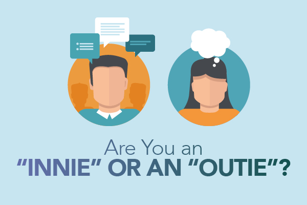 Are you an 'Innie' or an 'Outie'?