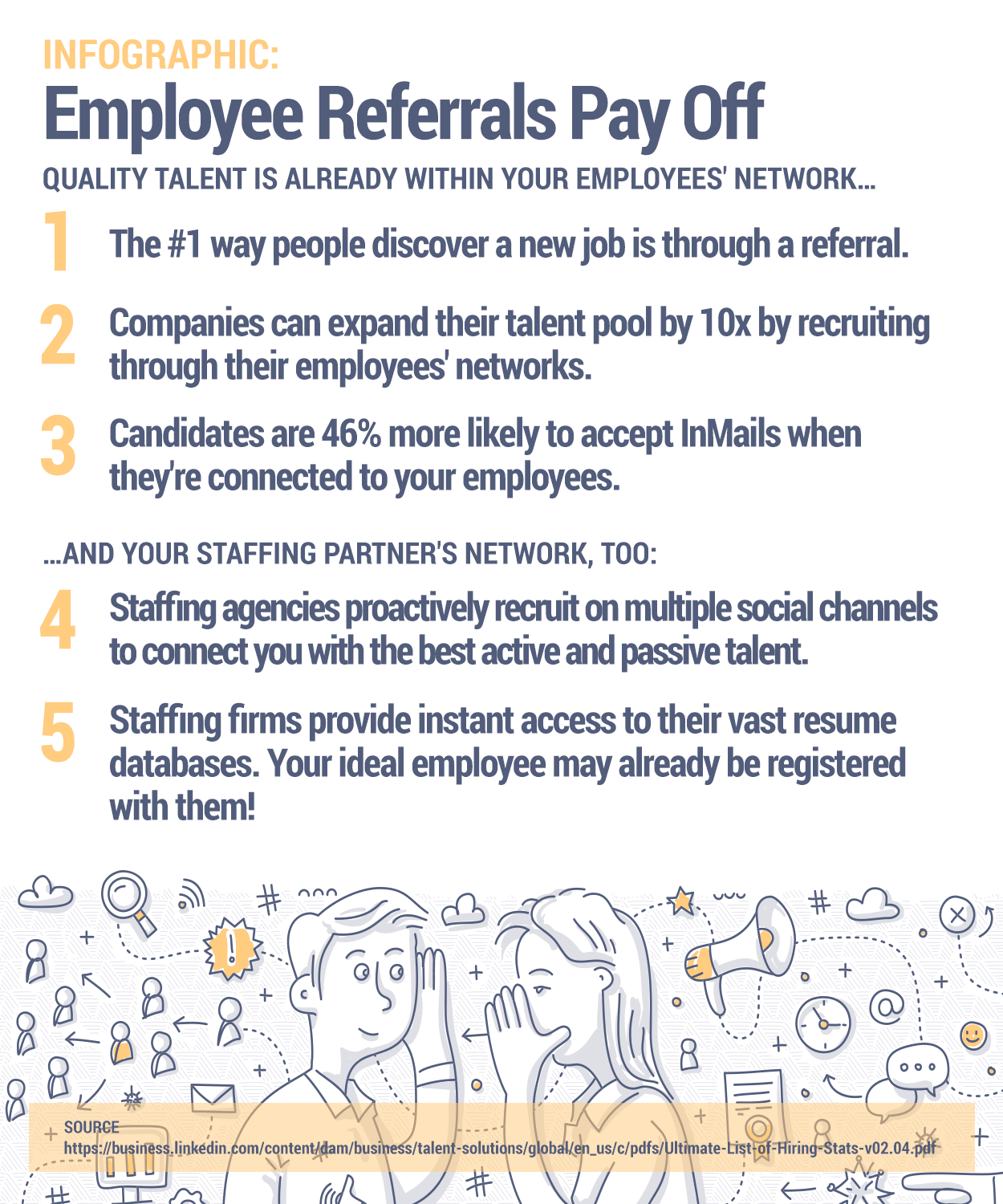 Employee Referrals Pay Off