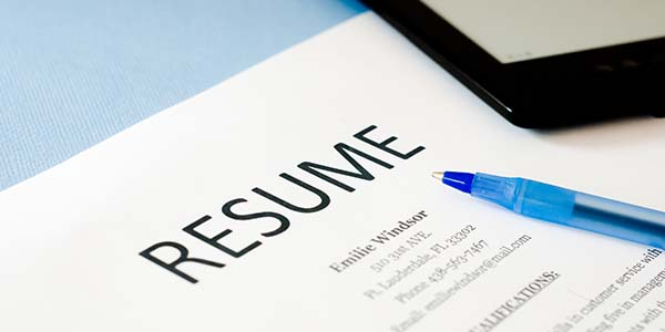 Clean Up Your (Resume) Act
