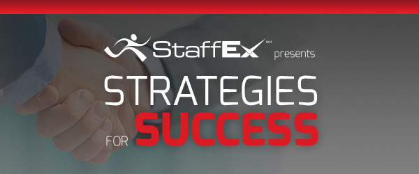 Staffex Presents Strategies for Success