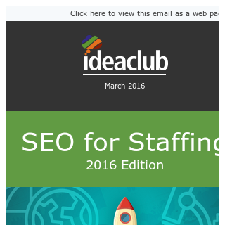 SEO for Staffing 2016