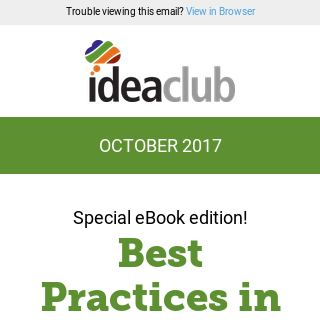 [Idea Club] eBook: Best Practices in Keeping Clients Happy